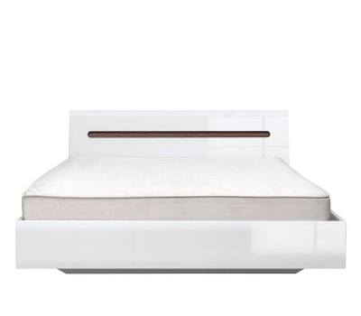 AZTECA LOS-180х200 кровать (без основания) BRW