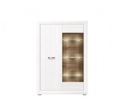 MALTA шкаф B136-REG1W1D с подсветкой