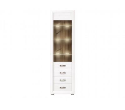 MALTA шкаф B136-REG1W3S с подсветкой