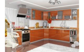 Фотогалерея кухни Олива МДФ