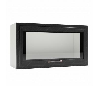 РИВОЛИ ВПГСФ-800 шкаф горизонтальный со стеклом