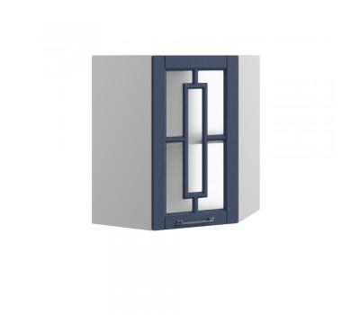ГАРДА ШВУС-550 угловой навесной шкаф со стеклом