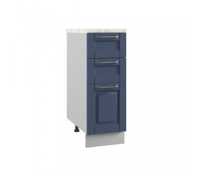 ГАРДА СЯ-300 шкаф нижний с 3 ящиками