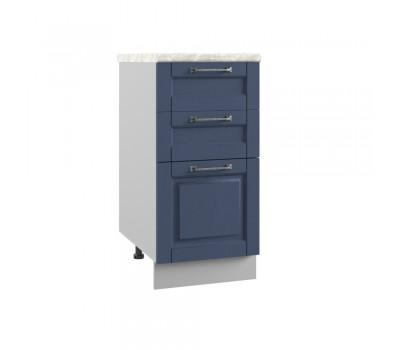 ГАРДА ШНЯ-400 шкаф нижний с 3 ящиками