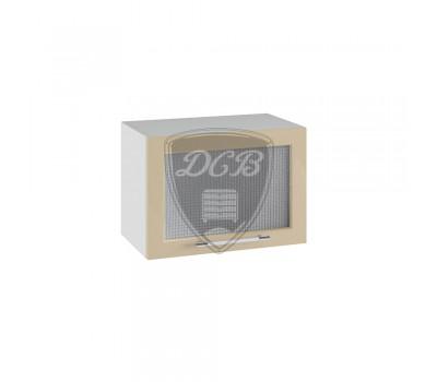 КАПЛЯ 3D ПГС-500 шкаф горизонтальный со стеклом