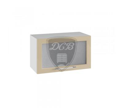 КАПЛЯ 3D ШВГС-600 шкаф горизонтальный со стеклом