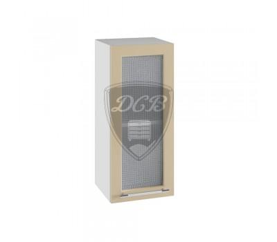 КАПЛЯ 3D ПС-300 шкаф навесной со стеклом