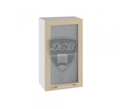 КАПЛЯ 3D ШВС-400 шкаф навесной со стеклом