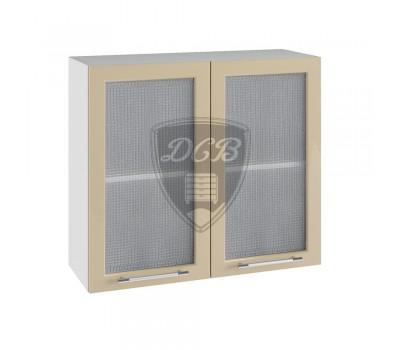 КАПЛЯ 3D ШВС-800 шкаф навесной со стеклом