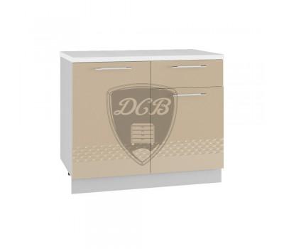 КАПЛЯ 3D С-1000 шкаф нижний