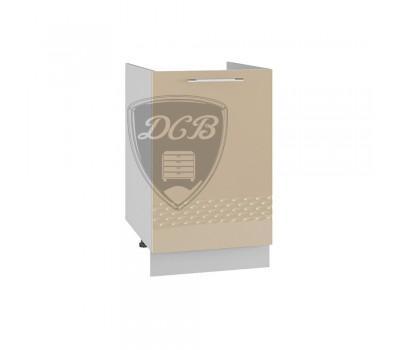 КАПЛЯ 3D ШНМ-500 шкаф нижний для мойки