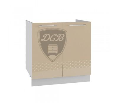 КАПЛЯ 3D ШНМ-800 шкаф нижний для мойки