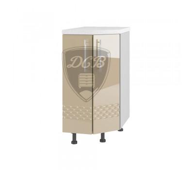 КАПЛЯ 3D СТ-400 шкаф нижний торцевой угловой