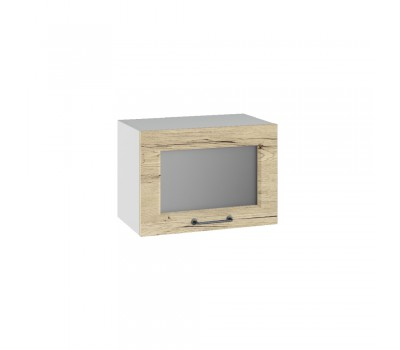 КАПРИ ДСВ ШВГС-500 шкаф горизонтальный со стеклом
