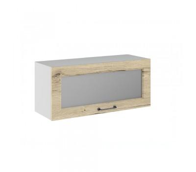 КАПРИ ДСВ ШВГС-800 шкаф горизонтальный со стеклом