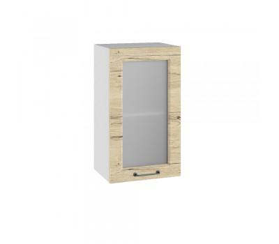 КАПРИ ДСВ ШВС-400 шкаф навесной со стеклом