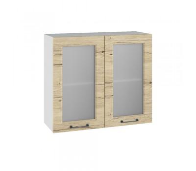 КАПРИ ПС-800 шкаф навесной со стеклом