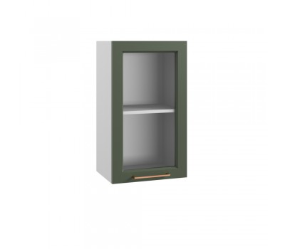 КВАДРО ПС-400 шкаф навесной со стеклом