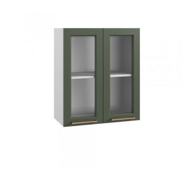 КВАДРО ПС-600 шкаф навесной со стеклом