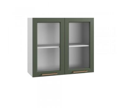 КВАДРО ВПС-800 шкаф навесной со стеклом