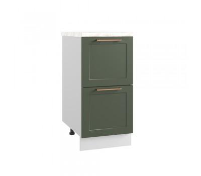 КВАДРО СК2-400 шкаф нижний комод (2 ящика)