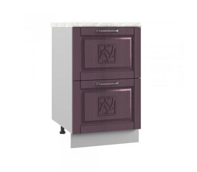 ТИТО СК2-500 шкаф нижний комод (2 ящика)