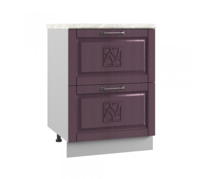 ТИТО СК2-600 шкаф нижний с 2 ящиками