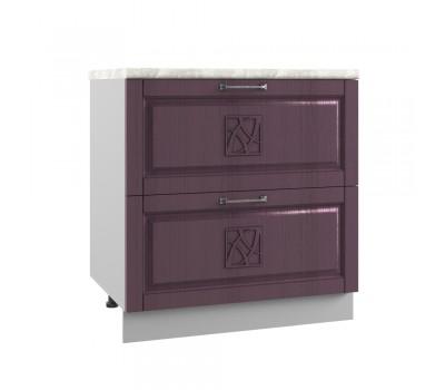 ТИТО СК2-800 шкаф нижний с 2 ящиками