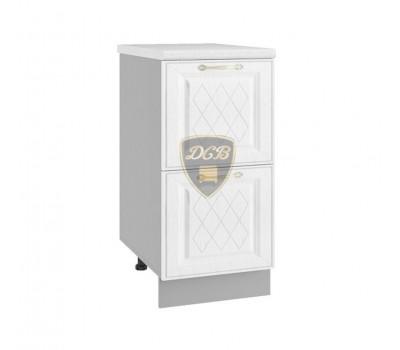 ВИТА ШНК2-400 шкаф нижний комод (2 ящика)