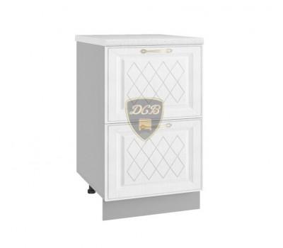 ВИТА ШНК2-500 шкаф нижний комод (2 ящика)