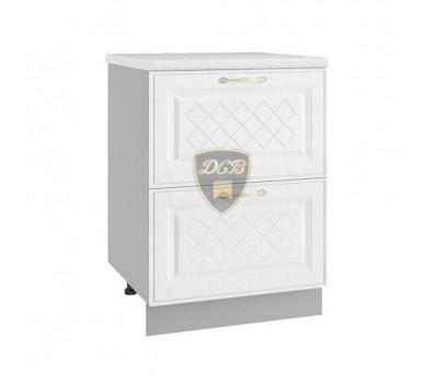 ВИТА ШНК2-600 шкаф нижний комод (2 ящика)