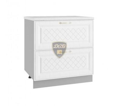 ВИТА СК2-800 шкаф нижний комод (2 ящика)
