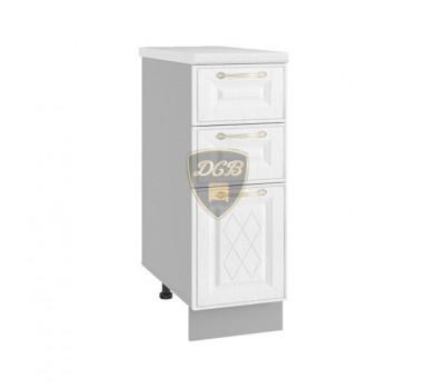 ВИТА СЯ-300 шкаф нижний с 3 ящиками