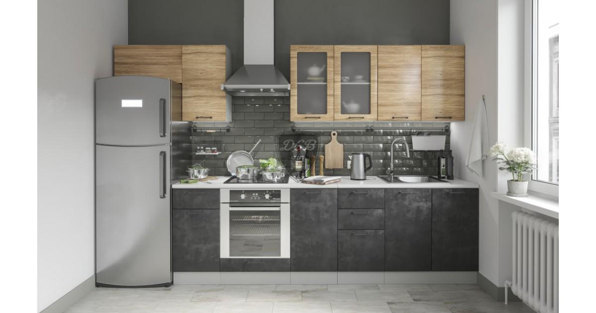 Кухня лофт бетон заказать миксер с бетоном цена в смоленске