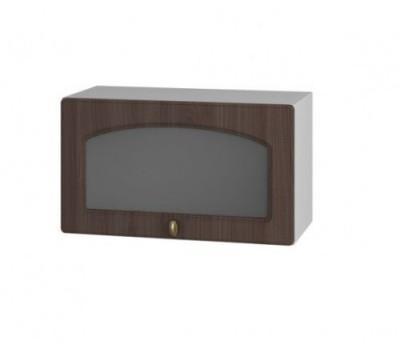 МОНАКО ШВГС 600 шкаф верхний горизонтальный стекло