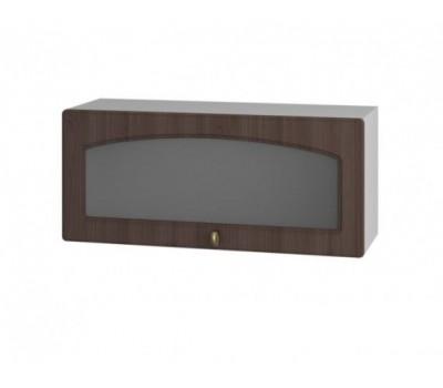 МОНАКО ШВГС 800 шкаф верхний горизонтальный стекло