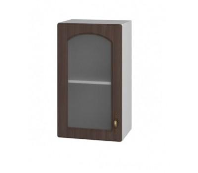 МОНАКО ШВС 400 шкаф со стеклом
