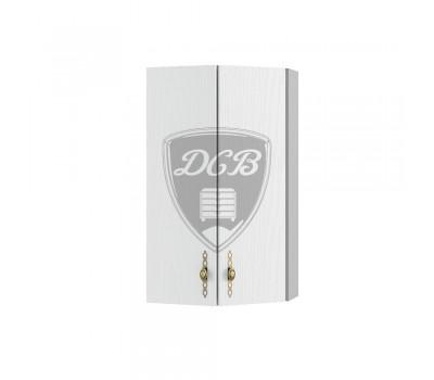 ГРАНД ВПТУ-400 шкаф верхний торцевой угловой