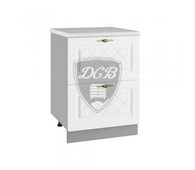 ГРАНД ШНК2-600 шкаф нижний комод (2 ящика)
