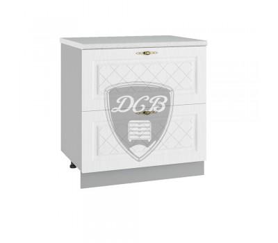 ГРАНД ШНК2-800 шкаф нижний комод (2 ящика)