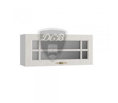 ГРАНД ШВГС-800 шкаф горизонтальный со стеклом