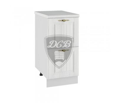 ИМПЕРИЯ ШНК2-400 шкаф нижний комод (2 ящика)