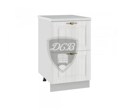 ИМПЕРИЯ СК2-500 шкаф нижний комод (2 ящика)