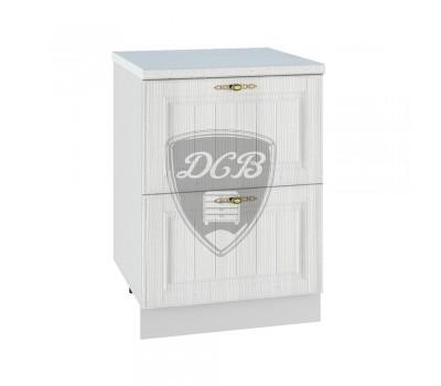 ИМПЕРИЯ ШНК2-600 шкаф нижний комод (2 ящика)