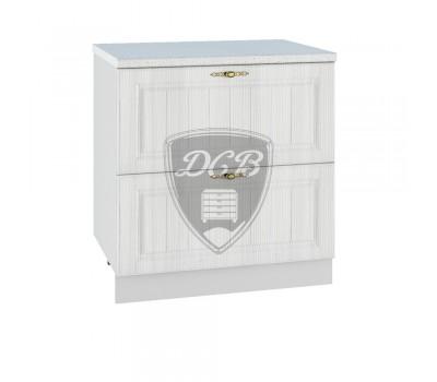 ИМПЕРИЯ ШНК2-800 шкаф нижний комод (2 ящика)