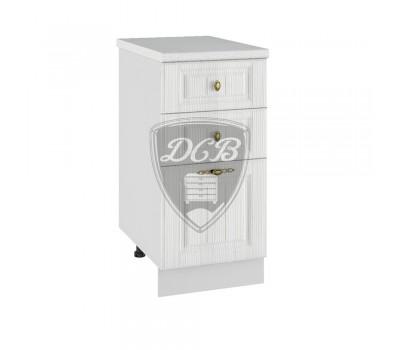 ИМПЕРИЯ СЯ-400 шкаф нижний с 3 ящиками