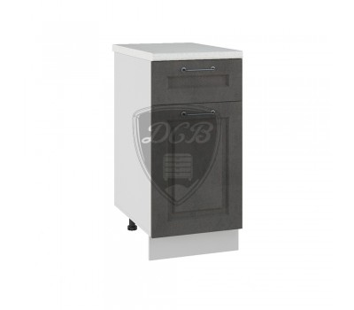 КАПРИ ШН1Я-400 шкаф нижний с ящиком