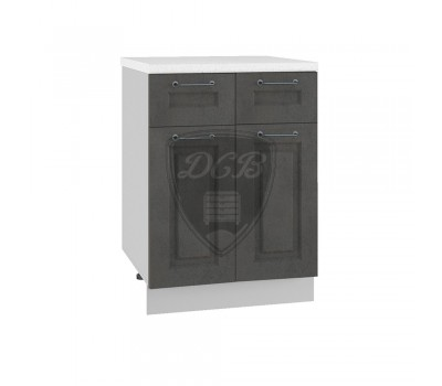 КАПРИ ШН2Я-600 шкаф нижний с 2 ящиками