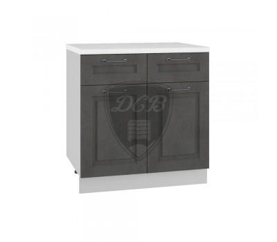 КАПРИ С2Я-800 шкаф нижний с 2 ящиками