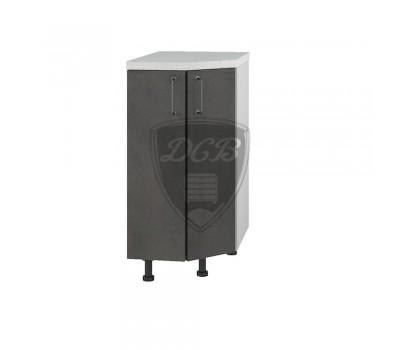 КАПРИ ШНТУ-400 шкаф нижний торцевой угловой